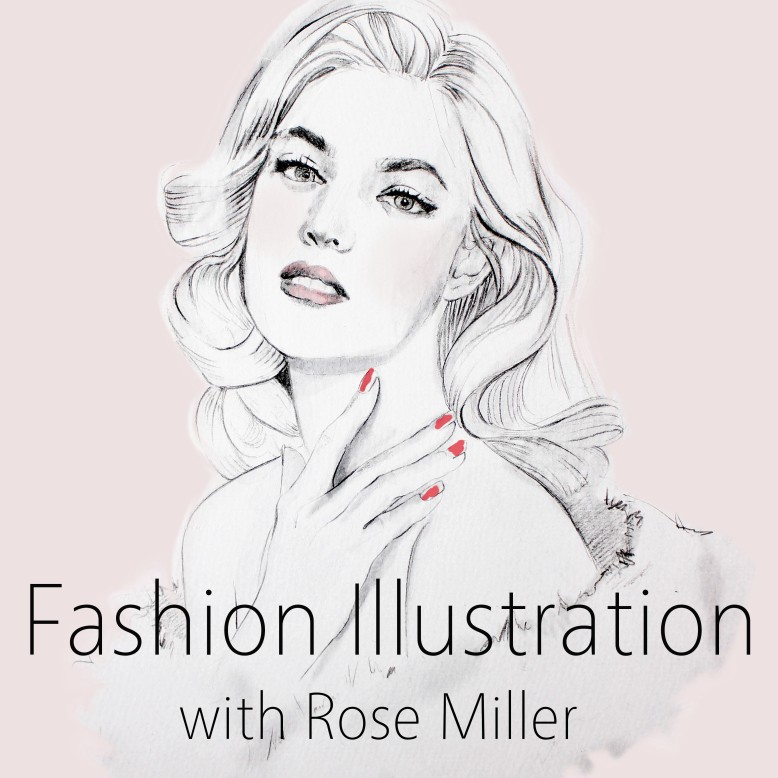 Fashion Illustration Class Course Sydney
