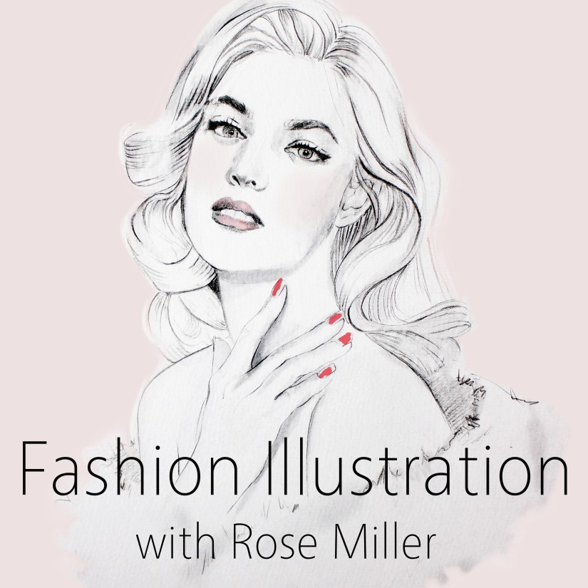 Fashion Illustration Class Course Sydney